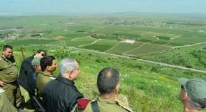 الاحتلال يخطط لمضاعفة المستوطنين في الجولان.. الجبهة التي قد تشتعل في اي لحظة