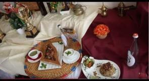 """جمعية بلاد الشام تنظم مسابقة """" الطبق الفلسطيني """""""