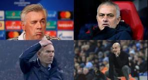 من هو أفضل مدرب في تاريخ دوري أبطال أوروبا ؟؟