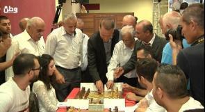 بشار المصري لـوطن: سنستمر بتنظيم البطولات في الضفة وغزة والشتات للارتقاء بلعبة الشطرنج