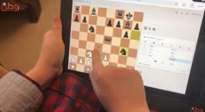 الشطرنج لعبة الأذكياء.. تجمع محبيها من فلسطين والعالم عبر الفضاء الإلكتروني