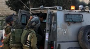الاحتلال يعتقل 6 مواطنين بينهم 4 أسرى محررين