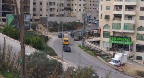 قوات الاحتلال تقتحم حي الارسال في رام الله