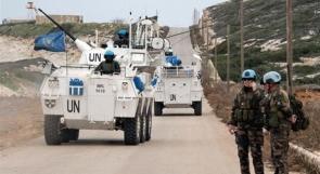 """لبنان يوافق على تمديد ولاية """"اليونيفل"""" لمدة سنة"""