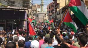 الاحتجاجات في مخيمات لبنان مستمرة ضد قرار وزير العمل