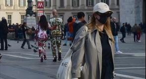 إيطاليا تسجل ارتفاعا في وفيات وإصابات كورونا