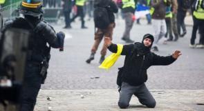 """خوفا من سقوط ضحايا...""""السترات الصفراء"""" تدعو لإلغاء احتجاجات اليوم في باريس"""