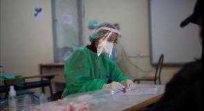 غزة: تسجيل خمس حالات وفاة و 256 إصابة جديدة بكورونا