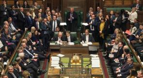 مجلس العموم البريطاني يصادق نهائياً على الخروج من الاتحاد الأوروبي