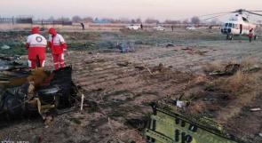 مقتل 180 شخصا جراء تحطم طائرة أوكرانية قرب مطار الإمام الخميني بطهران