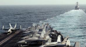 إيران تحذر من أي دور لدولة الاحتلال في التحالف البحري بالخليج