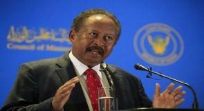 نقل رئيس وزراء السودان حمدوك إلى مكان مجهول