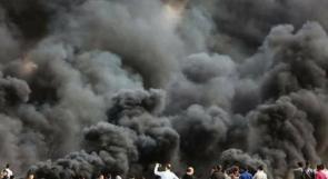 دخان.. كوكب غزة!