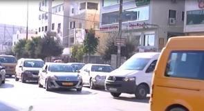 """خاص لـ """"وطن"""": بالفيديو...شوارع الخليل تختنق"""