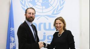 النمسا تتبرع بمليوني يورو  لدعم  الأونروا