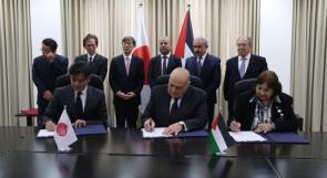 """توقيع اتفاقيتين لدعم """"الصحة"""" و """"المخيمات"""" بقيمة 21 مليون دولار من اليابان"""