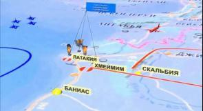 فيديو .. هكذا تم اسقاط الطائرة الروسية