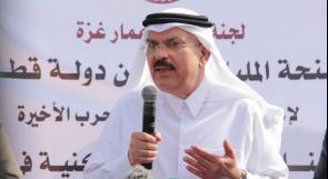 السفير القطري محمد العمادي يصل قطاع غزة