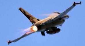 طائرة استطلاع تقصف بصاروخ مجموعة مواطنين وسط قطاع غزة