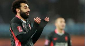 محمد صلاح يحصد جائزة أفضل هدف مع ليفربول للمرة الرابعة