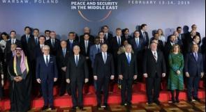 الدول العربية تتوّج نتنياهو ملكاً للشرق الأوسط في قمة وارسو