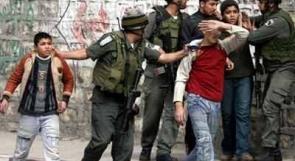 اعتقال 7 شبان من كفر قدوم والدوحة