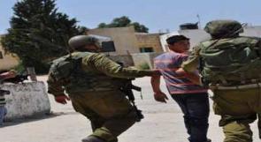 قوات الاحتلال تعتقل طالباً من قرية النبي صالح