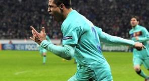 فوز ثمين لبرشلونة بأبطال أوروبا