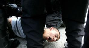 فتى يفقد المقدرة على الكلام جراء تعذيبه من قبل جنود الاحتلال