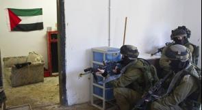اعتقال شاب من مخيم قدورة على حاجز جبع