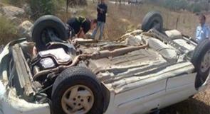 مصرع 4 مواطنين في حوادث سير وقعت الأسبوع الماضي
