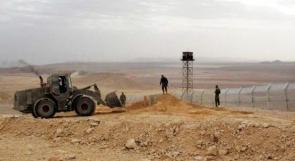 إسرائيل تستكمل بناء السياج الأمني مع سوريا