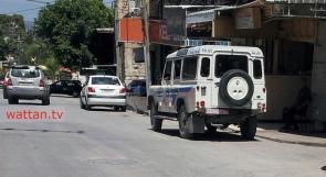 طولكرم: دورية شرطة ومحكمة  مخالفتان للقانون
