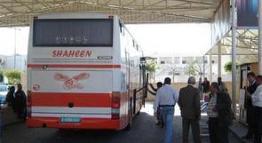 21 ألف مسافر تنقلوا من معبر الكرامة الأسبوع الماضي