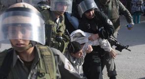 الاحتلال يعتقل 4 فتية من عزون شرق قلقيلية