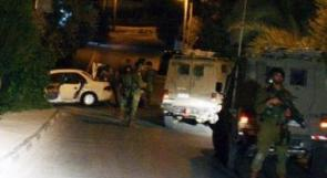 قوات الاحتلال تستبيح مدن الضفة الغربية