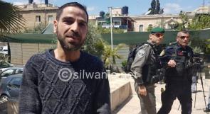 الاحتلال يبعد الناشط المقدسي محمد الشلبي عن الأقصى 15يوماً