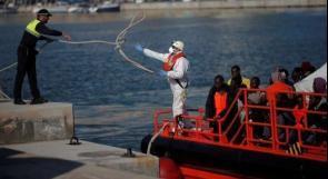 إسبانيا تنقذ أكثر من 900 مهاجر وتنتشل أربع جثث