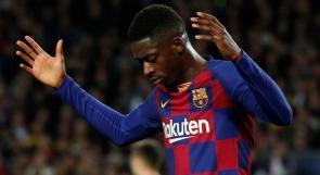 برشلونة يخفض سعر نجمه عثمان ديمبيلي بنحو 100 مليون يورو