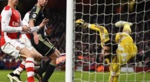 أرسنال يبلغ نصف نهائي كأس الاتحاد بعد فوز مثير على شيفيلد