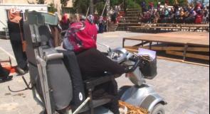 غزة: ذوات الإعاقة.. تحديات ونجاحات