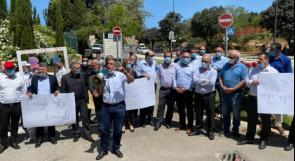 السلطات المحلية العربية بالداخل المحتل تواصل إضرابها لليوم الثاني