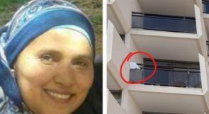 فيديو | مصرع بريهان فواز من عيلبون إثر سقوطها من شرفة فندق بطبريا