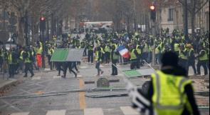 """""""السترات الصفراء"""" تربك الرياضة والسياحة في فرنسا غداً"""