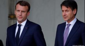 """فرنسا تستدعي سفيرها في إيطاليا للتشاور """"بعد تهجم غير مسبوق"""""""