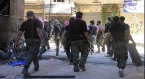 عبد الهادي: اتصالات مع المسلحين في مخيم اليرموك لإخراجهم منه