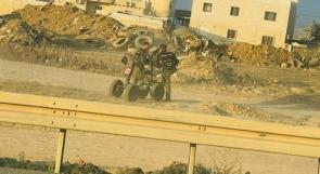 الاحتلال يقتحم قريتيّ اللقية وحورة في النقب