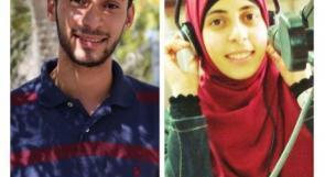"""""""شوية الوقت"""" التي لا تنتهي.. والدة استبرق وعبدالله تنتظر قرار حكم ابنيها المعتقلين بلا تهم"""