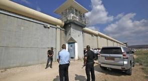 استدعاء كبار أعضاء سجن جلبوع للتحقيق