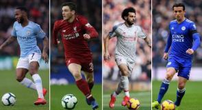 أسرع 7 لاعبين بالدوري الإنجليزي الممتاز